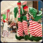Bouncing Elves Christmas entertainment