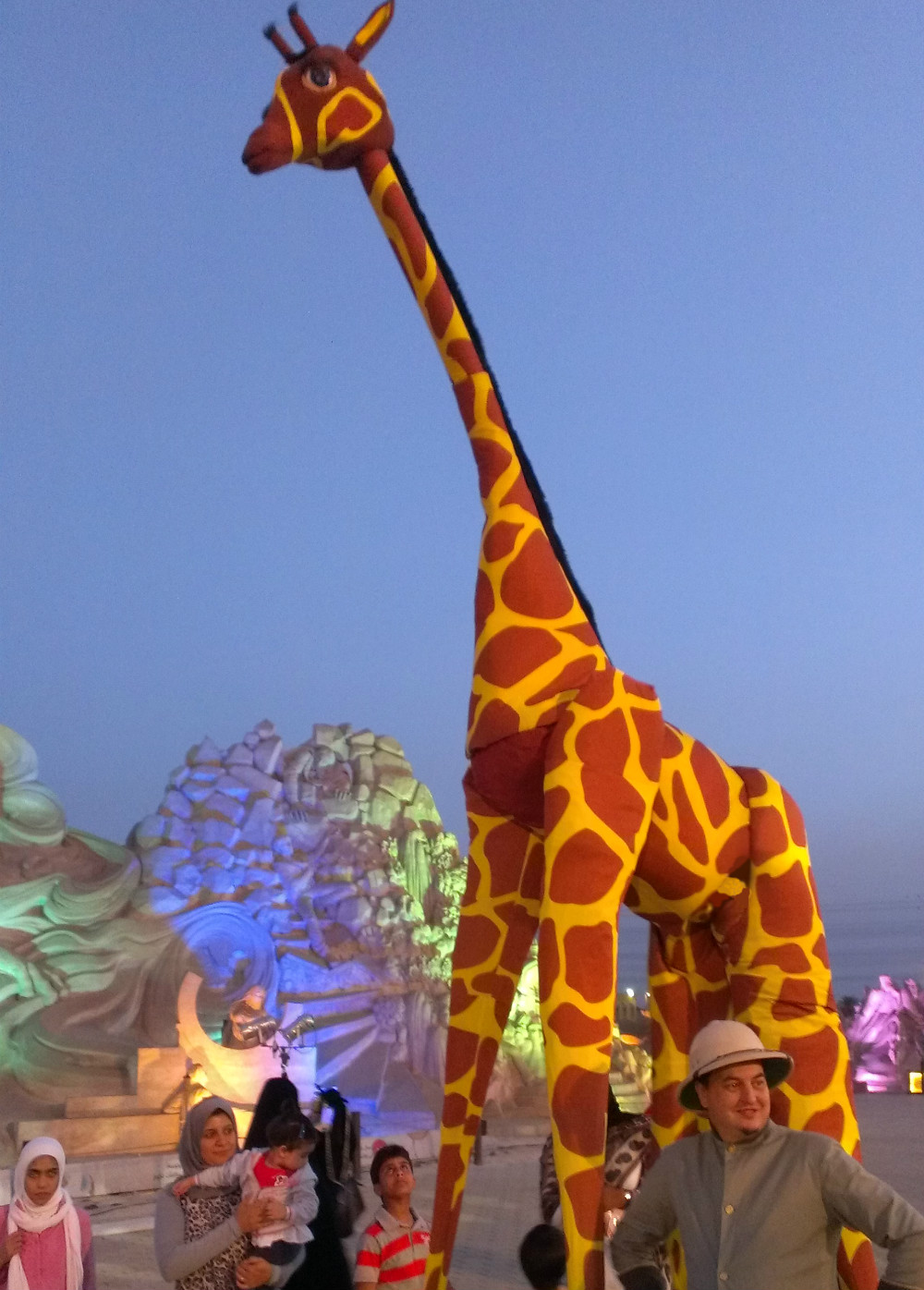 Gemma Giraffe_Kuwait