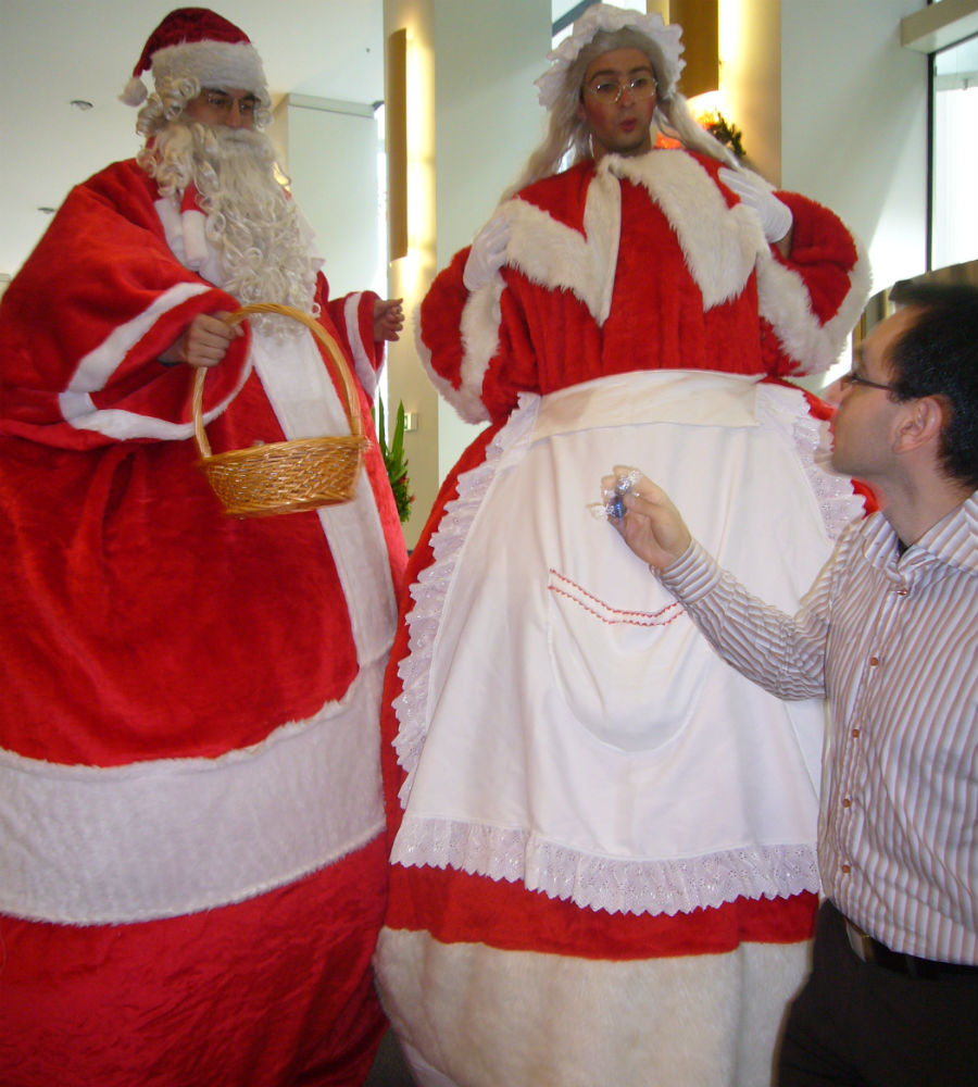 Giant Santa_Mrs Claus_soliq 2