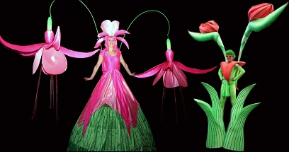 The Long stems - stilt walkers - event entertainers