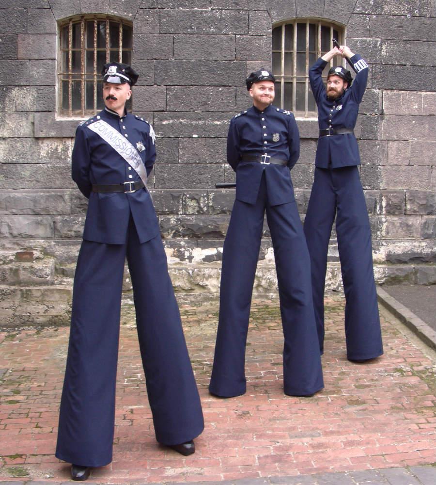 Stilt Police_soliq 3