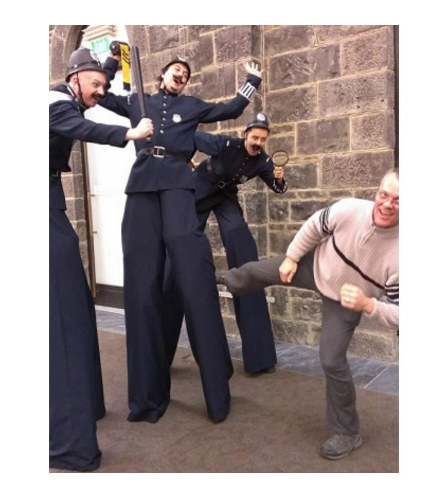 Stilt Police_soliq 7