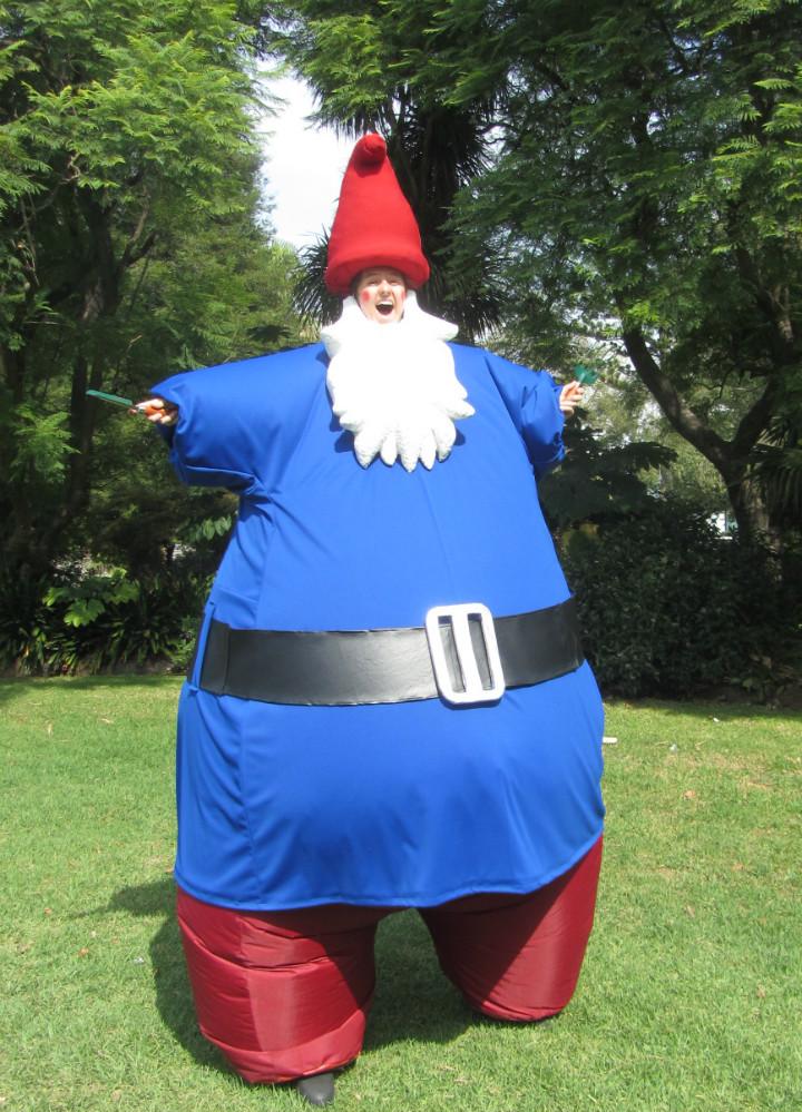 Giant Gnome 5