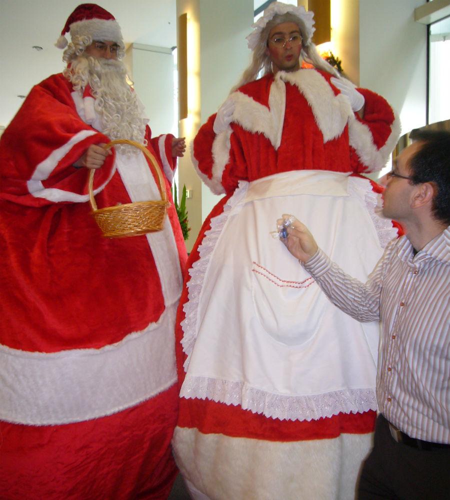 Giant Santa_Mrs Claus_soliq 2