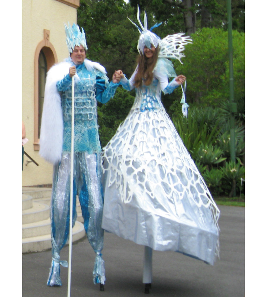 Ice King and Queen_soliq 1