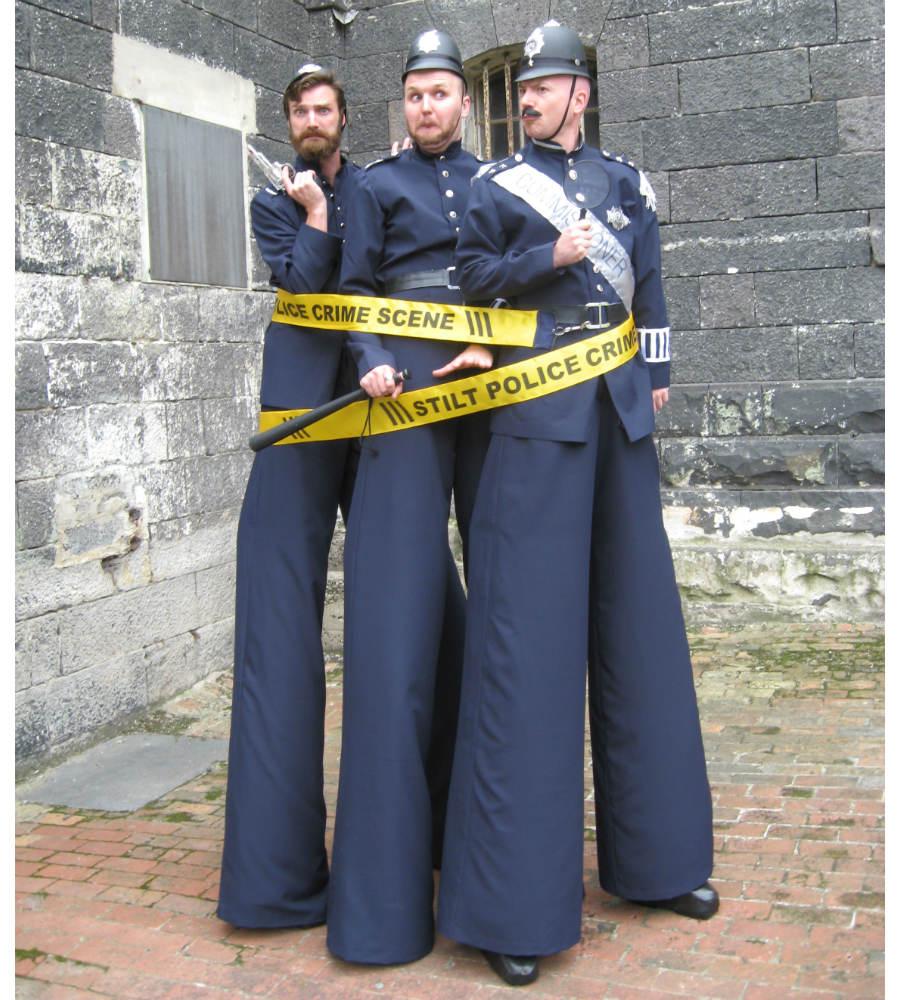 Stilt Police_soliq 1
