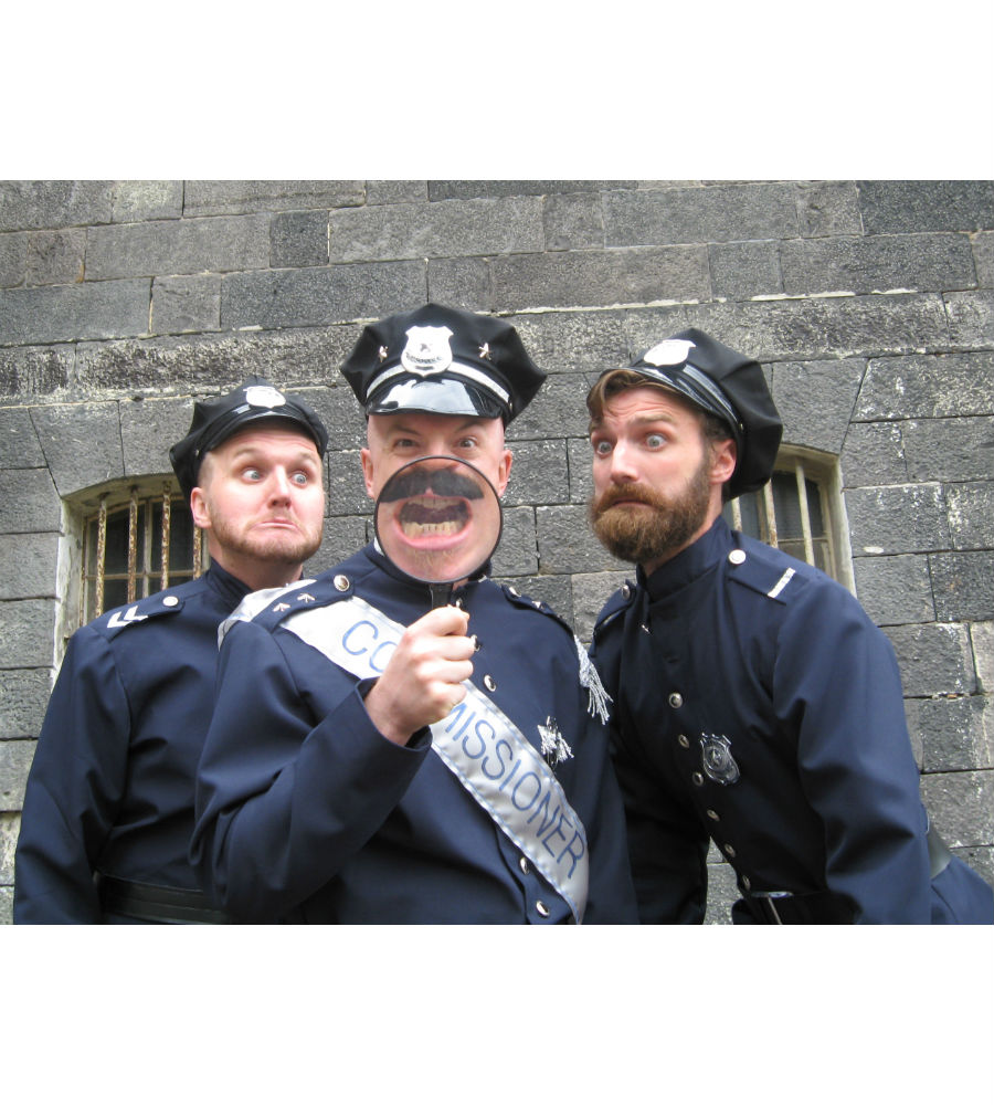 Stilt Police_soliq 5